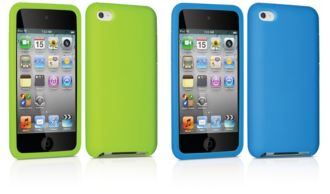 Philips  Two silicone cases for iPod touch 4G DLA4232/17