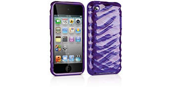 for iPod touch 4G Soft-shell case