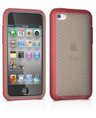 Philips  Silicone bumper case for iPod touch 4G DLA4242/17