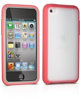 Philips  Silicone bumper case for iPod touch 4G DLA4243/17