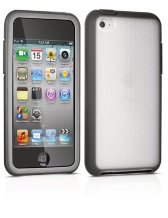 Philips  Silicone bumper case for iPod touch 4G DLA4244/17