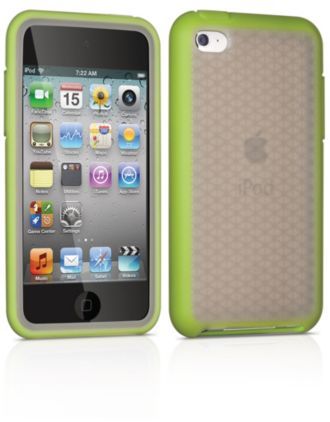 Philips  Silicone bumper case for iPod touch 4G DLA4259/17