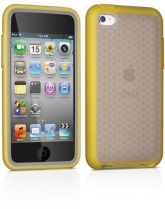 Philips  Silicone bumper case for iPod touch 4G DLA4260/17
