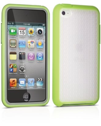 Philips  Silicone bumper case for iPod touch 4G DLA4261/17
