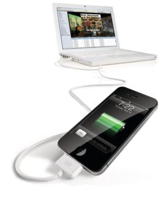 synchronisatie- en oplaadkabel voor iPad, iPhone en iPod
