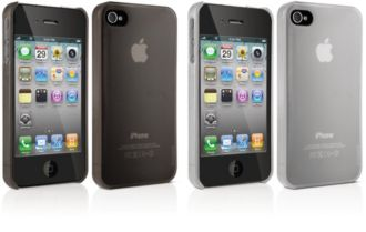Philips  Two hard-shell cases for iPhone 4, 4S DLM4303/17