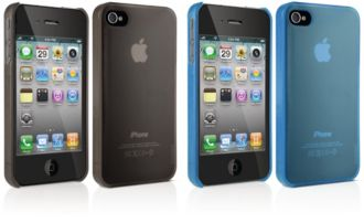 Philips  Two hard-shell cases for iPhone 4, 4S DLM4307/17