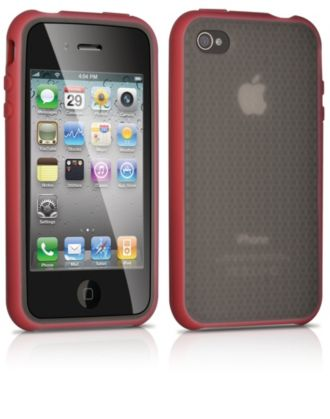 Philips  Silicone bumper case for iPhone 4, 4S DLM4345/17