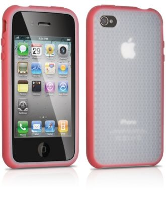 Philips  Silicone bumper case for iPhone 4 DLM4346/17
