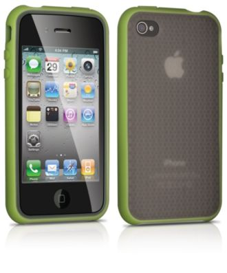 Philips  Silicone bumper case for iPhone 4, 4S DLM4356/17