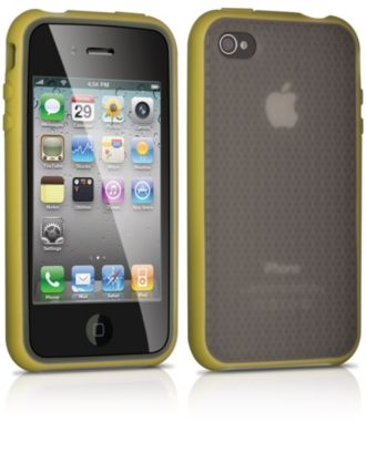 Philips  Silicone bumper case for iPhone 4, 4S DLM4357/17