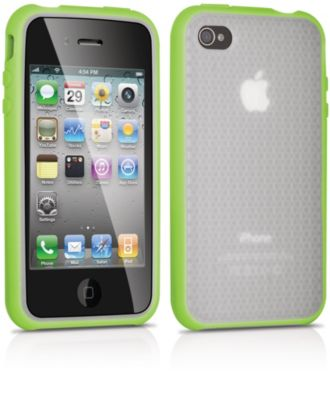 Philips  Silicone bumper case for iPhone 4, 4S DLM4358/17