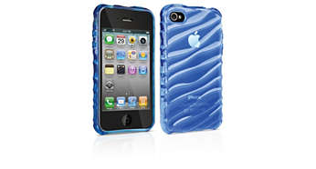 for iPhone 4, 4S Soft-shell case