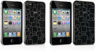 Philips  Two hard-shell cases for iPhone 4, 4S DLM6331/17