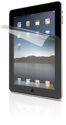 Glasheldere schermbeschermer voor de iPad