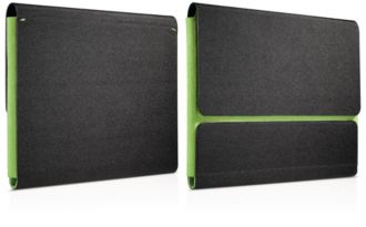 Philips  Slim folder case for iPad 2 DLN1762/17