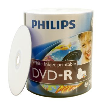 Philips  DVD-R 4.7GB/120min DM4I6U00F/27