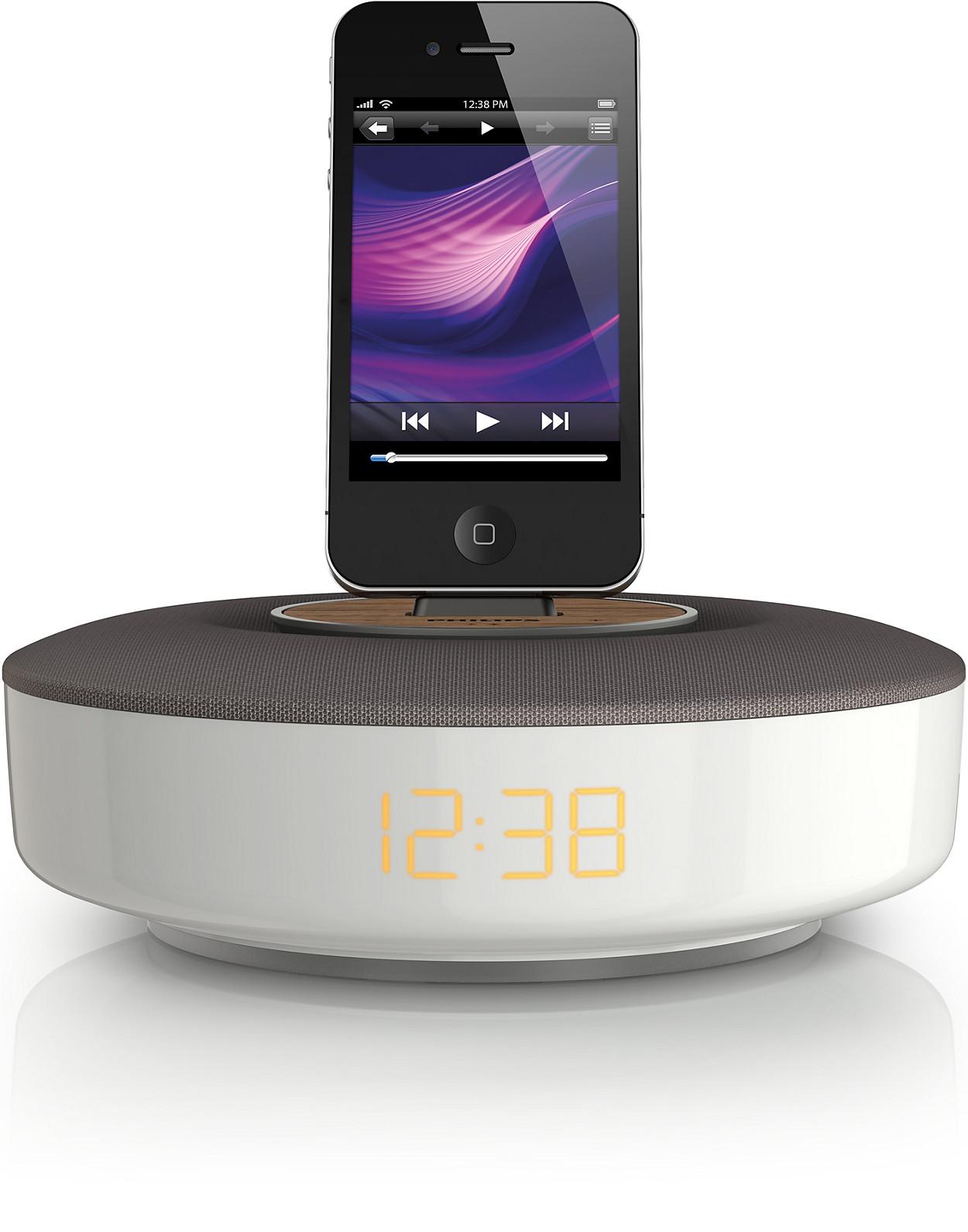 Philips Dockingstation Iphone