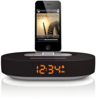 Philips  docking speaker for iPod/iPhone/iPad DS1200/37