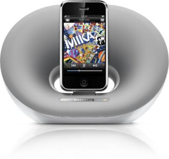 Philips  docking speaker for iPod/iPhone DS3000/05