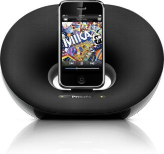 Philips  Altavoz con base para iPod/iPhone DS3010/37