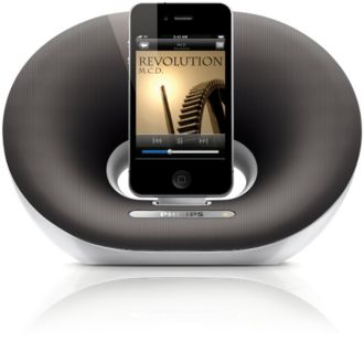 Philips  docking speaker for iPod/iPhone DS3020/37