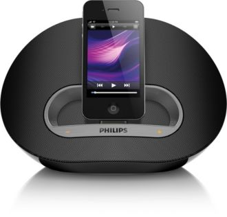 Philips  docking speaker for iPod/iPhone DS3110/37