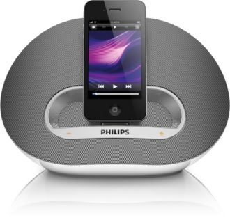Philips  altavoz base para iPod/iPhone DS3120/12