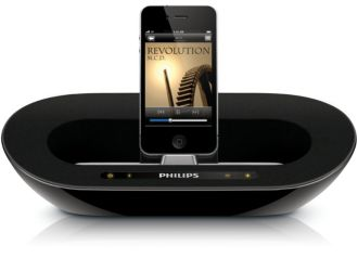 Philips  docking speaker with Bluetooth® for iPod/iPhone/iPad DS3510/37