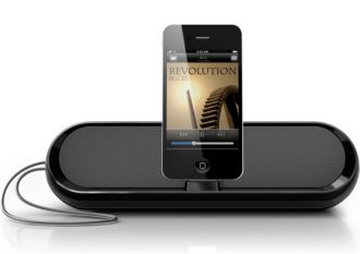 Philips  docking speaker for iPod/iPhone DS700/37