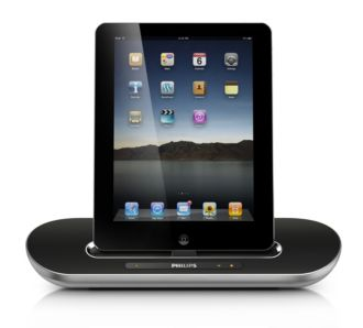 Philips Fidelio dockinghøjttaler med Bluetooth® til iPod/iPhone/iPad DS7700/12