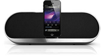 Bluetooth® docking speaker with Bluetooth®
