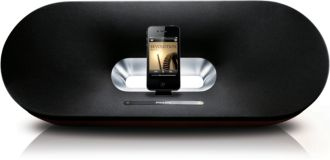 Philips  Altavoz con base para iPod/iPhone/iPad DS9000/12