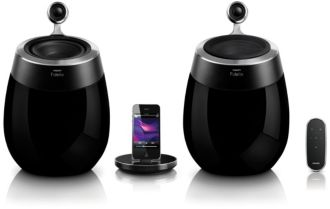 Philips  SoundSphere docking speakers with AirPlay DS9800W/37