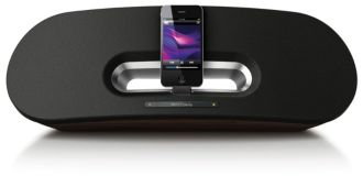 Philips  Altifalante de base Primo para iPod/iPhone/iPad DS9/10