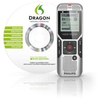 Philips  digital recorder Speech to text DVT1500/00