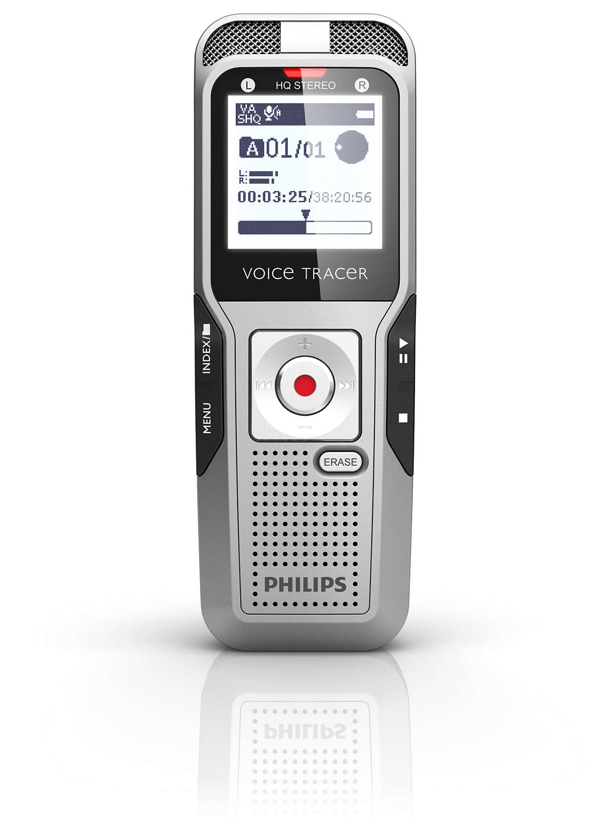 Voice Tracer Digital Recorder Dvt3500 00 Philips