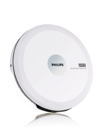 Philips  Portable MP3-CD Player MP3-CD playback EXP2540/02