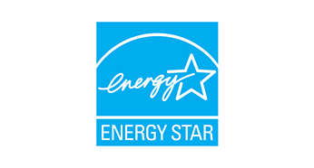 Energy Star for energy efficiency and low power consumption
