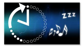 Išjungimo laikmatis padės užmigti klausantis mėgstamų melodijų