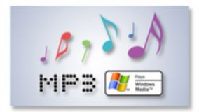 MP3 ve WMA çalma