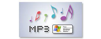 MP3 ir WMA atkūrimas