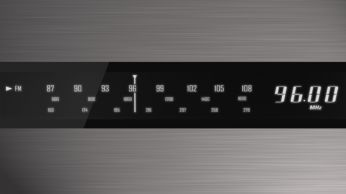 FM / MW / LW stereofoninis imtuvas