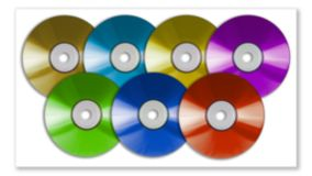 Play DVD, DivX & MP3/WMA-CD