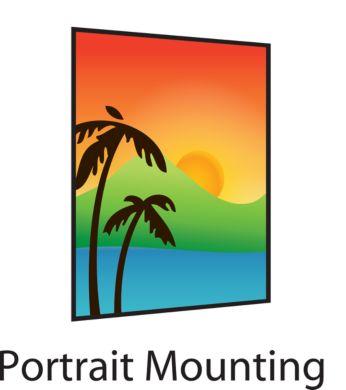 Portrait mode operability