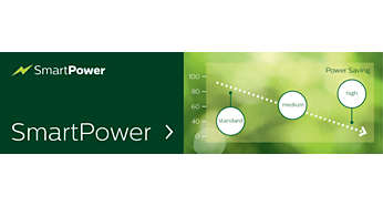 SmartPower for energy saving