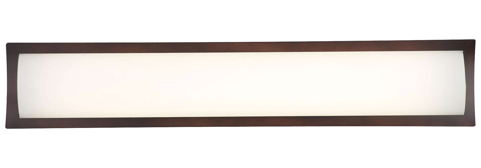 Rene 1-light Bath in Merlot Bronze finish