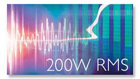 200W RMS