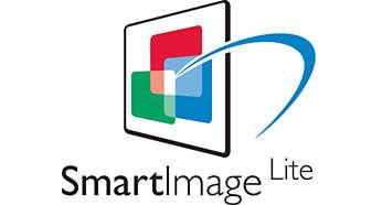 SmartImage Lite a legjobb LCD nézési élményhez