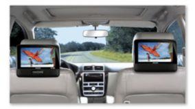 Pantallas LCD TFT duales